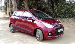 Hyundai Grand achieves 1 Lakh Milestone