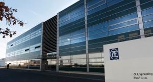 ZF plans 200 new Jobs in Pilsen