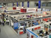 Singapore Pavilion at the Automechanika Kuala Lumpur -2013