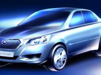Datsun model for Russia