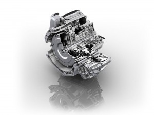 ZF's 9-Speed Automatic Transmission Wins 2014 PACE Award