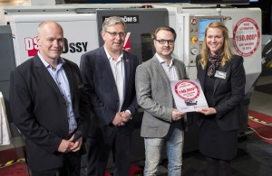 Haas Automation supplies 150,000th CNC machine tool