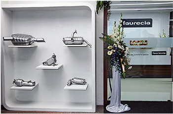 Faurecia emission tech centre to support global programmes - Faurecia interior systems ...