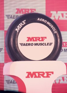 MRF launches Aeromuscle tyre for IAF Sukhoi 30