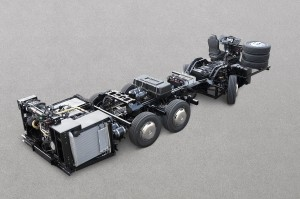 Mercedes-Benz Buses completes its range of chassis in Euro VI