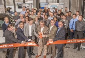 Visteon unveils new Innovation Centre in Michigan