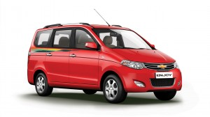 GM India launches first anniversary editon of Chevrolet Enjoy