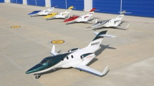 First production HondaJet aircraft nears completion