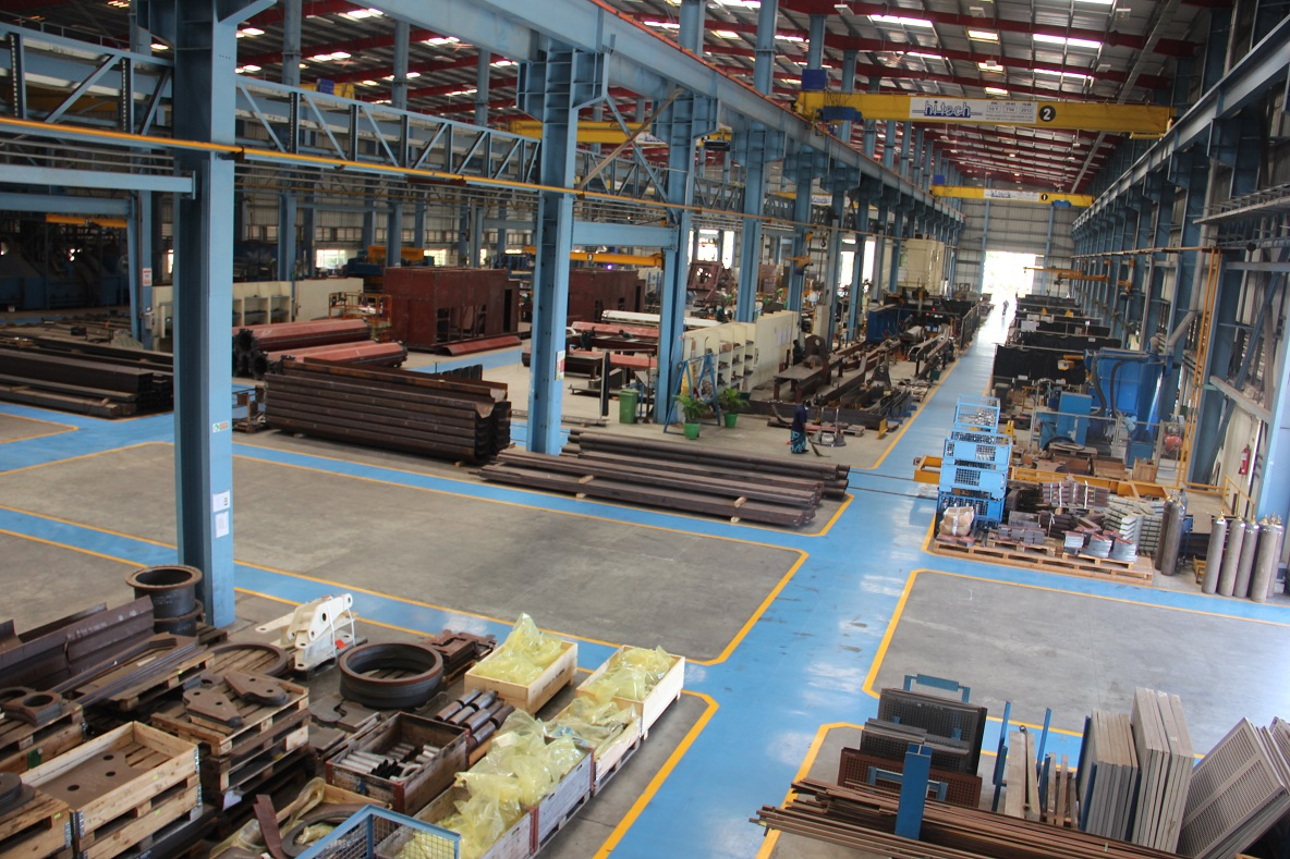 Schwing Stetter Sets Up Fabrication Unit Auto Components