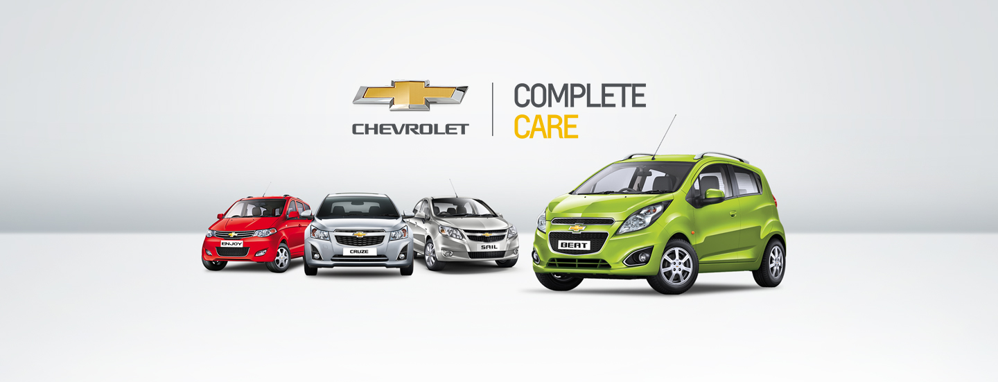 GM India introduces Chevrolet Complete Care Programme