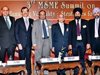 MSME summit shows opportunities in challenges