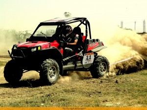 Polaris India bags 'Fastest Vehicle' award in Meerut Motor Rally 2014