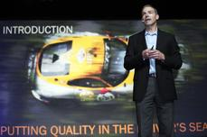 Scott Kunselman, Head of Purchasing and Supplier Quality, Chrysler Group addresses
