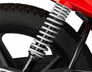5-Step Adjustable Shock Absorbers