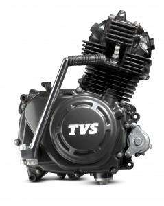 All-New Advanced 110cc Ecothrust Engine