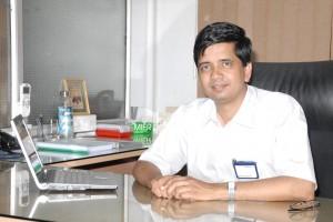 A G Giridharan, President, Harita Seating Systems