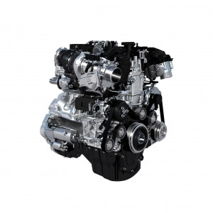Jaguar Land Rover powers up new Ingenium Engine Family