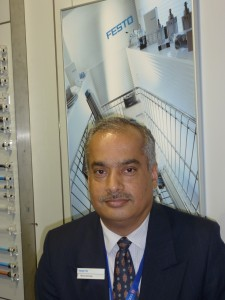 Manoj Dunung, Cluster Manager (Marketing – South Asia), Festo Controls