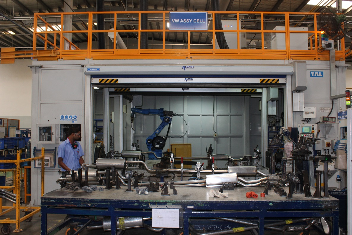 Exhaustive Process The Mantra For Quality At Tenneco Auto