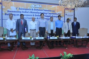 A comprehensive road map critical for Aerospace and Defence sector: ACMA