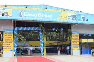 Manatec opens 'Easy Drive for Wheel-Care service and Training