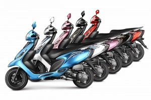 TVS Motor launches Scooty Zest