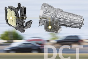 Innovative control unit for the Audi 7-speed S tronic dual clutch transmission
