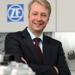 Dr. Stefan Sommer, Chief Executive Officer of ZF Friedrichshafen AG