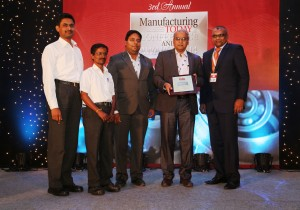 RSB Transmissions (I) Ltd receives Quality Excellence Award