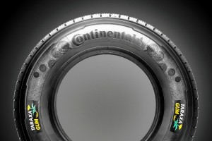 Continental presents first test tires made from dandelion-rubber Taraxagum