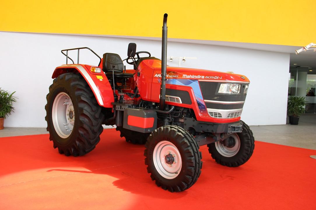 Mahindra To Plough Agri Market Deeper With Arjun Novo