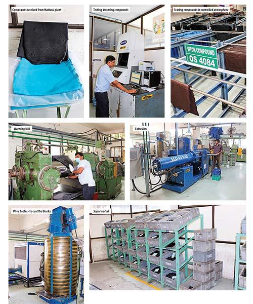 Jk Fenner Seals Quality Tight Auto Components India