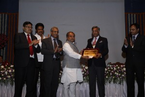 Baba N Kalyani conferred with IIM – JRD Tata Award