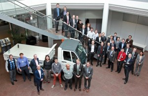 30 partners from 9 European countries researched successfully into innovative electric drives