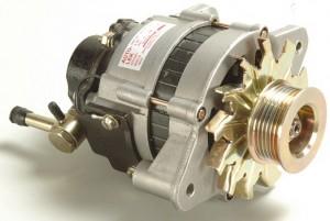 External Fan Alternator
