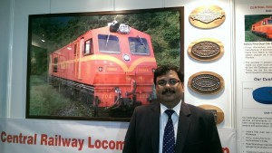 Central Railway Parel workshop to introduce CReDFI in locomotives