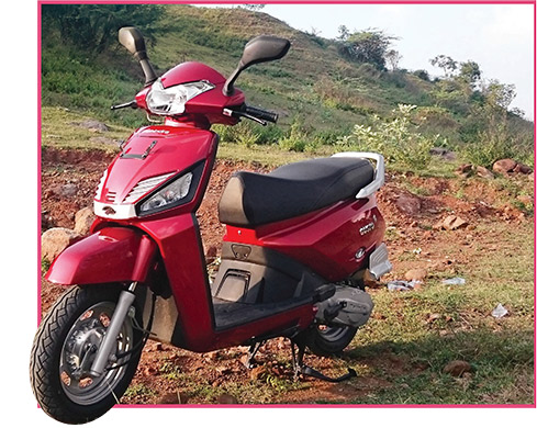 Mahindra launches 'Gusto'