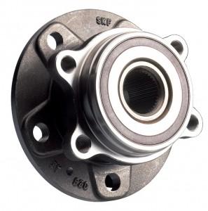 Wheel hub bearing unit