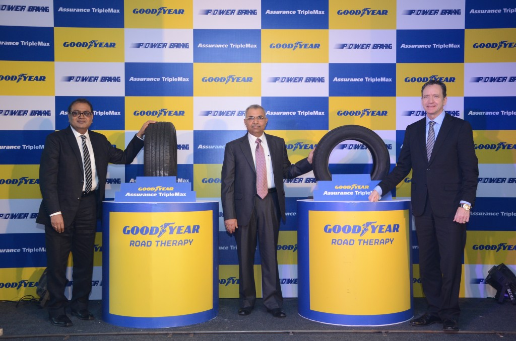 Goodyear Launches Assurance Triplemax to target middle level segment