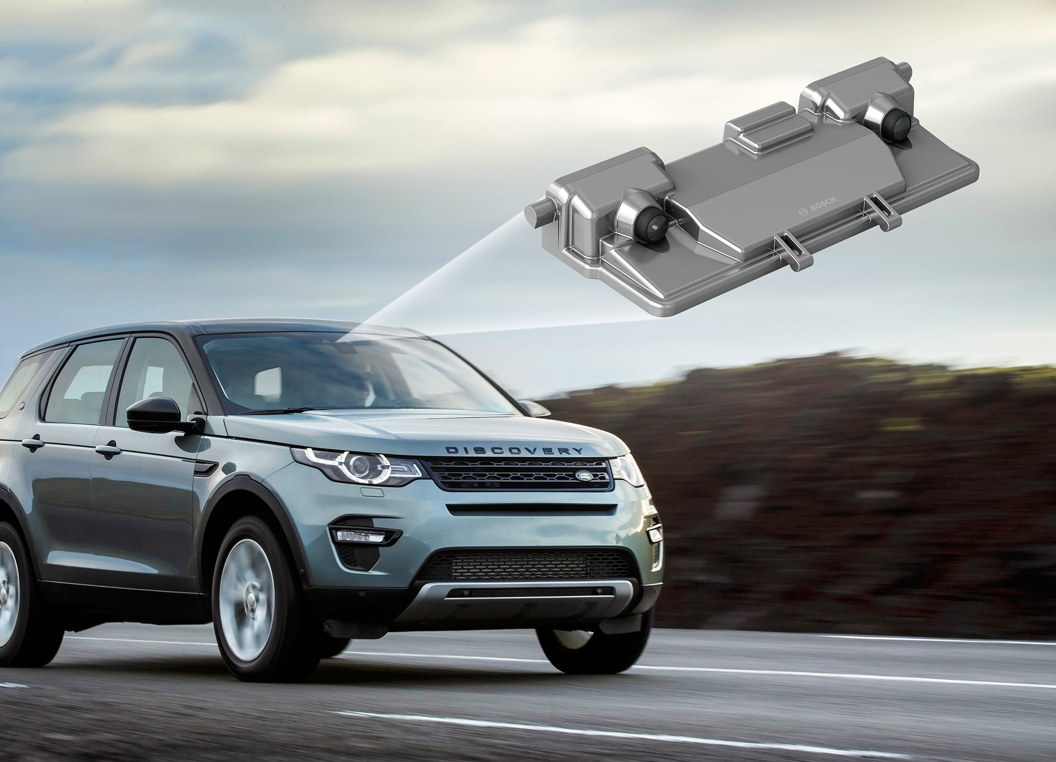 Bosch Making Emergency Braking Responsive Not Reflexive Auto Control Maximum When R 0 Short Circuit Brake Developed A Stereo Video Camera With An System Functions Based On Data