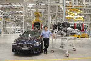 BMW India localise critical components; ups localisation by 50%