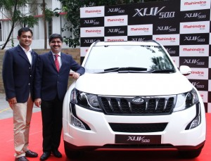 Mahindra launches New Age XUV500