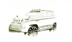 New Mahindra compact SUV to be called TUV3OO