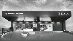 Maruti Suzuki has flagged off its premium Nexa showroom