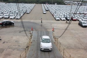 Container terminal and new car berth to bring in more business to KPL