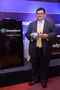 Sanjay Chadda, MD, Stanadyne India