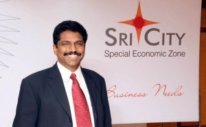 Sri City to attract more investments with new industrial policy in place