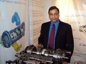 Das Ajee Kamath, Chairman and Managing Director, Gyatk