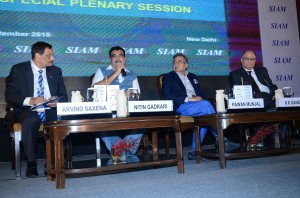 SIAM Convention focused on future of auto industry