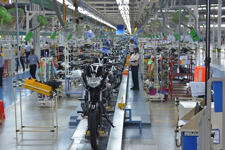 India Yamaha Motors Chennai Plant